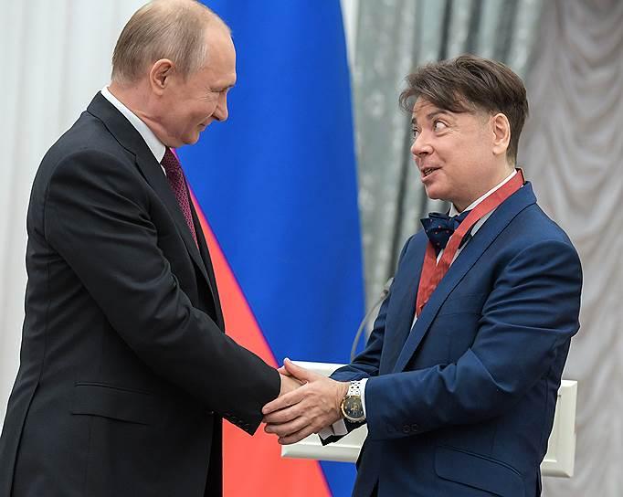 Модельер Валентин Юдашкин рад всякой награде как первой