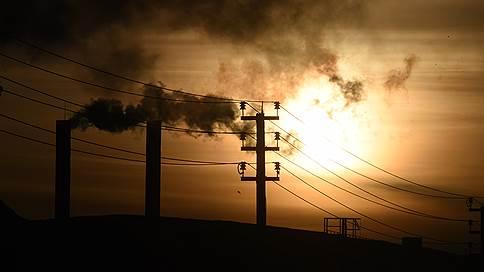 Квоты подняли в воздух // Законопроект об ограничении выбросов внесен в Госдуму