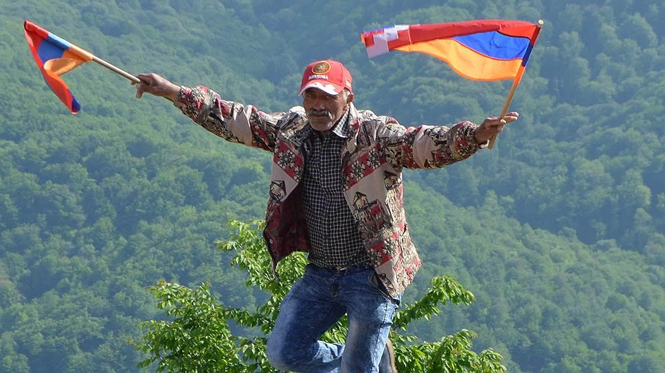 Перемирие в Нагорном Карабахе готовят к миру – Газета Коммерсантъ № 89 (6569) от 27.05.2019