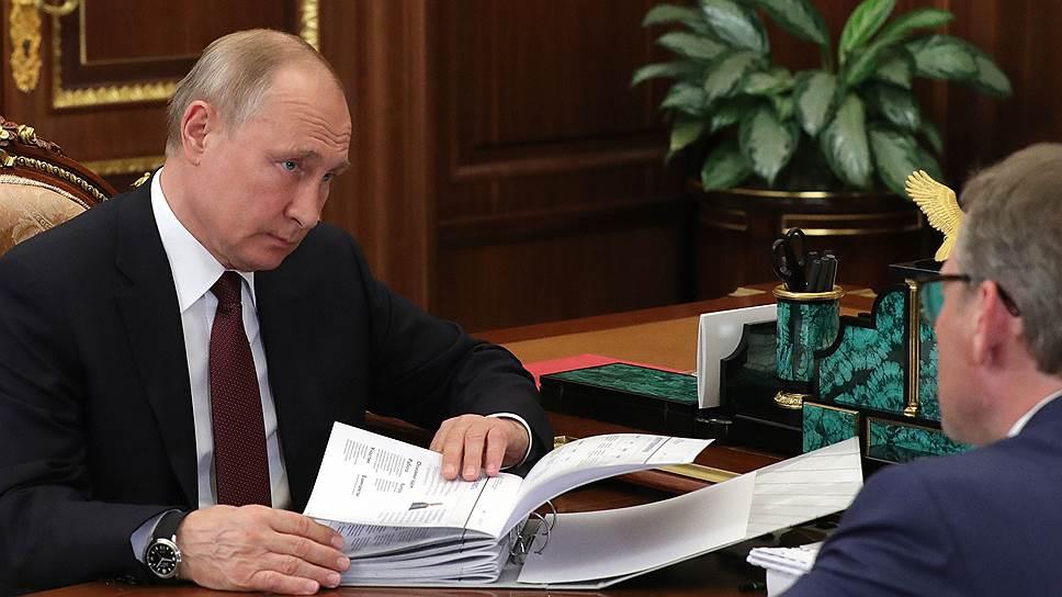 Как Борис Титов в седьмой раз использовал возможность сказать всю правду в глаза