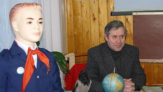 Бывший директор Медвежьегорского районного музея Сергей Колтырин