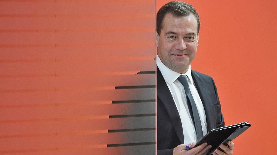 Дмитрий Медведев торопит правительство с определенностью архитектуры данных, на которые опираются цифровые реформы