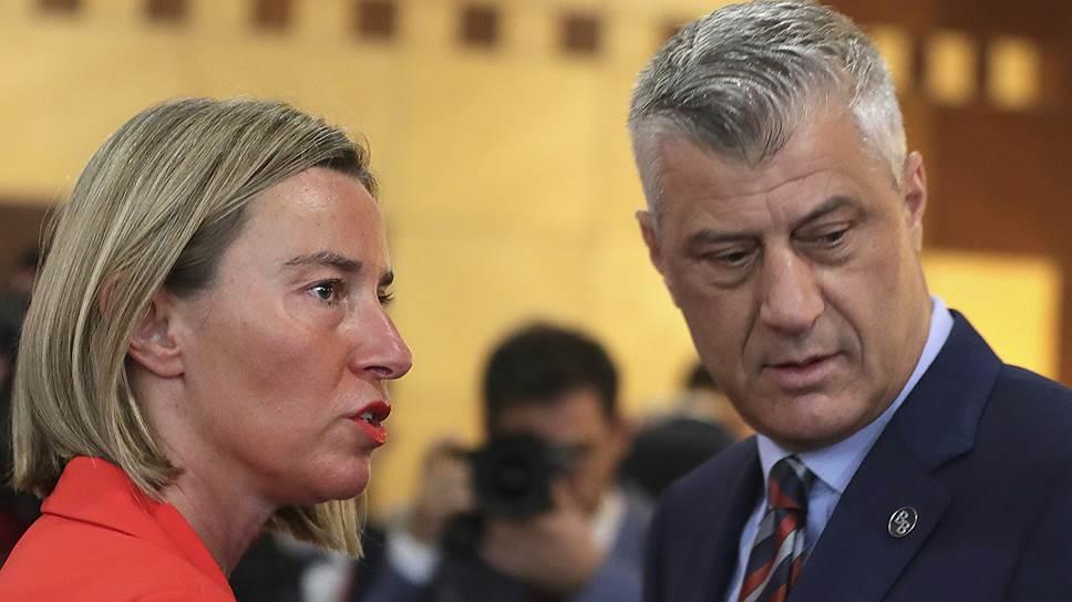 Косово открыло два новых фронта / Приштина разозлила Москву и бросила вызов Брюсселю