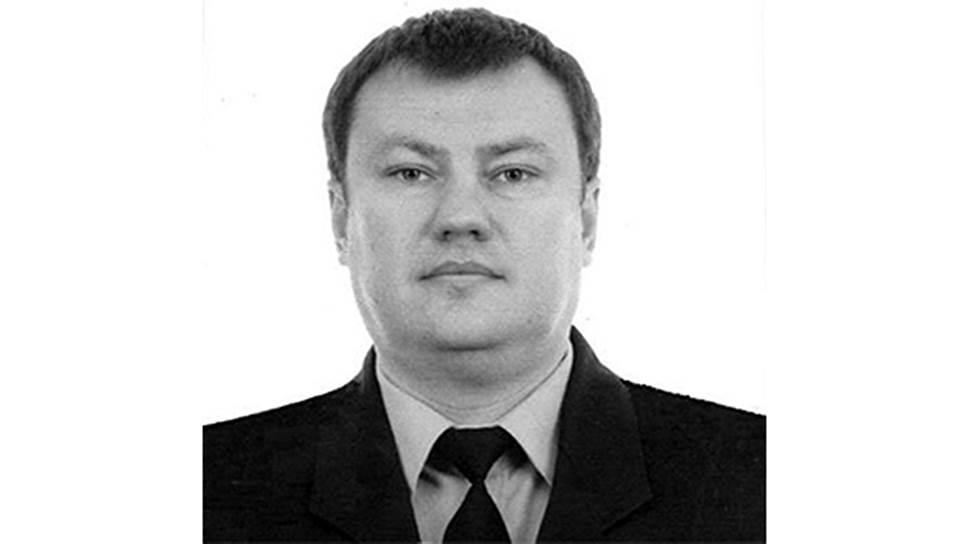 Бывший сотрудник ФСБ Дмитрий Сенин