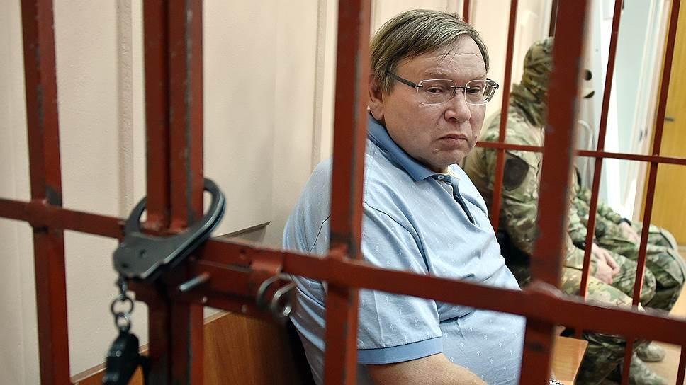 Павел Коньков просил о домашнем аресте, а оказался в СИЗО