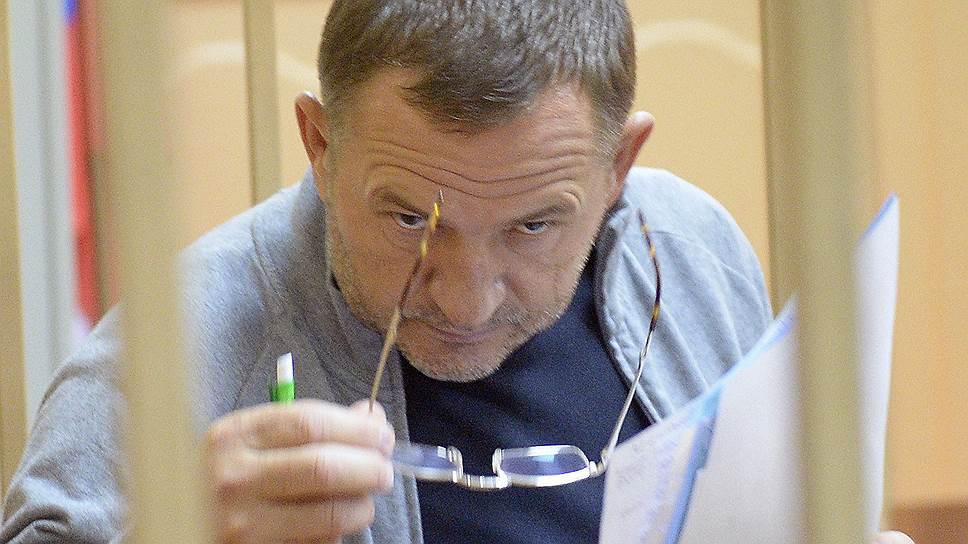 Бывший гендиректор белгородского филиала МРСК Виктор Филатов