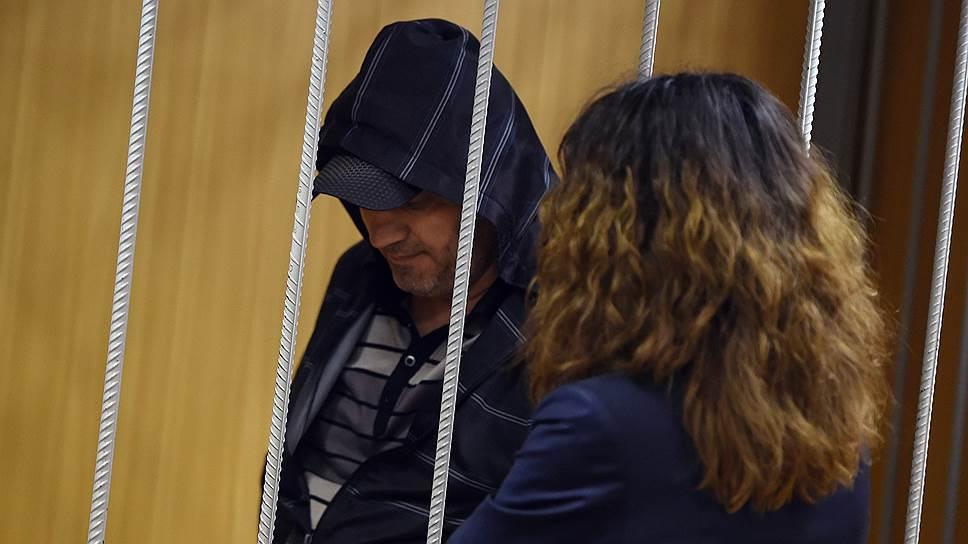 Подозреваемый в убийстве в 2009 году бизнесмена Шабтая Калмановича Жабраил Костоев