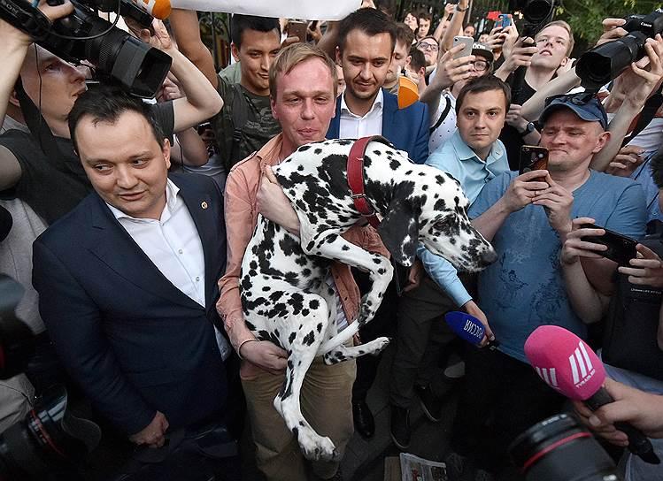 Во вторник Иван Голунов оказался на свободе, но многим этого показалось недостаточно