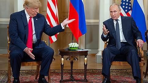 Дональд Трамп и Владимир Путин намерены встретиться в ходе G20  / Проблемы в российско-американских отношениях уже достаточно назрели, чтобы о них можно было поговорить