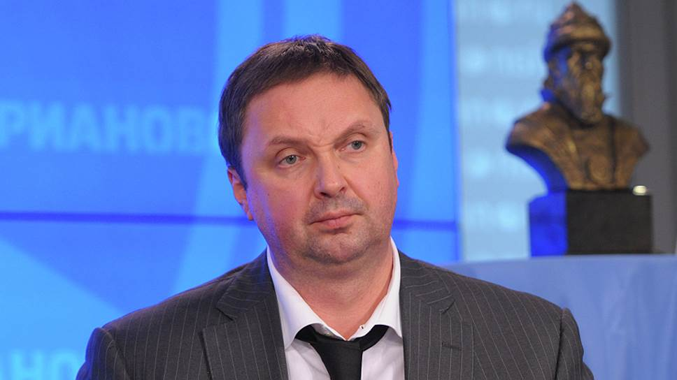 Бывший акционер банка «Замоскворецкий» Аум Пуруша (Илья Бударин)