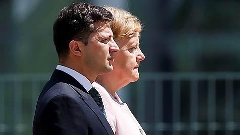 «Президент мира» показал себя Европе // Владимир Зеленский изложил в Париже и Берлине свои планы урегулирования конфликта в Донбассе