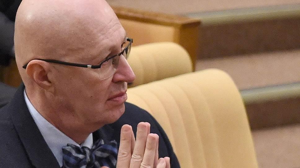Валерий Соловей заявил, что будет признателен, если впредь его не станут ассоциировать с МГИМО