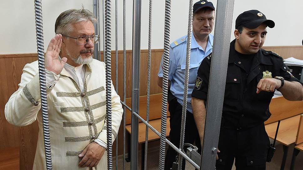 Василию Бойко-Великому и его адвокатам не удалось добиться освобождения бизнесмена под залог 10 млн руб.