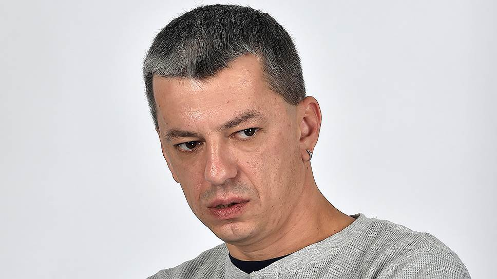 Заведующий отделом экономики «Коммерсанта» Олег Сапожков