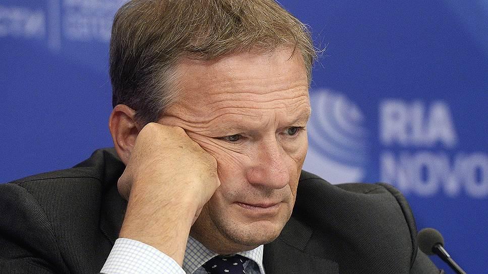 Уполномоченный при президенте России по защите прав предпринимателей Борис Титов