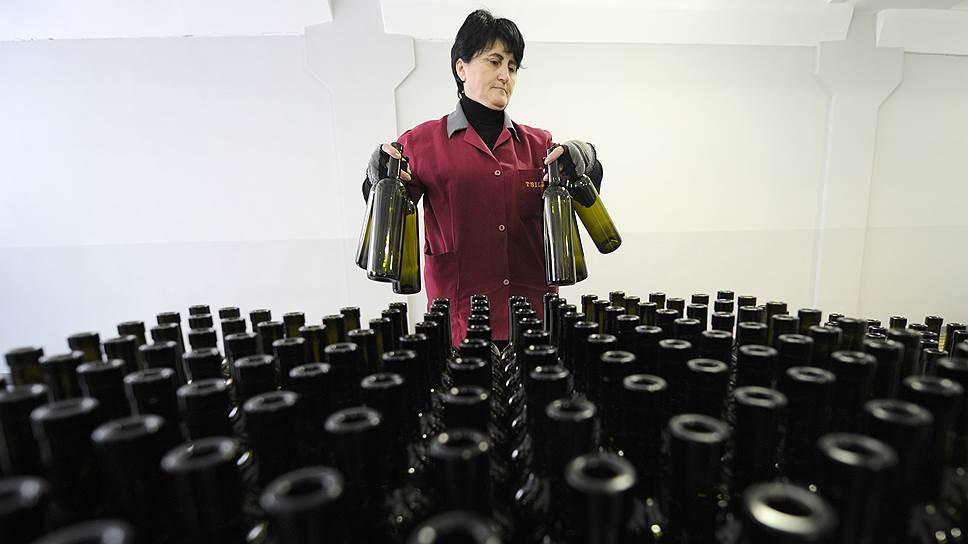 Возвращение запрета на ввоз грузинской продукции опустошит почти пятую часть магазинных полок с импортным вином