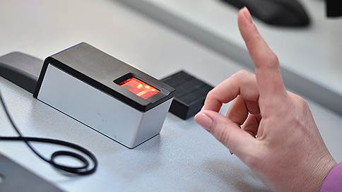 Биометрия за компанию  / Применение новой технологии распространят на юрлица