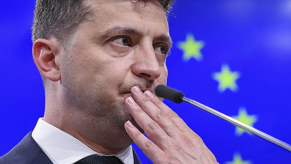Президент Украины Владимир Зеленский заверил, что на переговорах в Европе сделал все от него зависящее для противодействия попыткам вернуть Россию в ПАСЕ