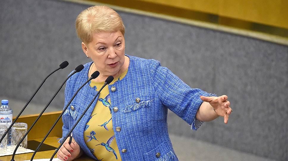 Министр просвещения России Ольга Васильева