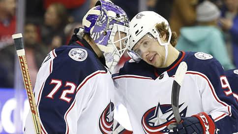 Русские звезды сняли «мундиры»  / Артемий Панарин и Сергей Бобровский нашли себе новые клубы в НХЛ