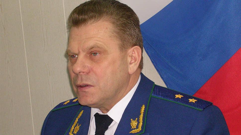 Что нашли у экс-прокурора Пермского края