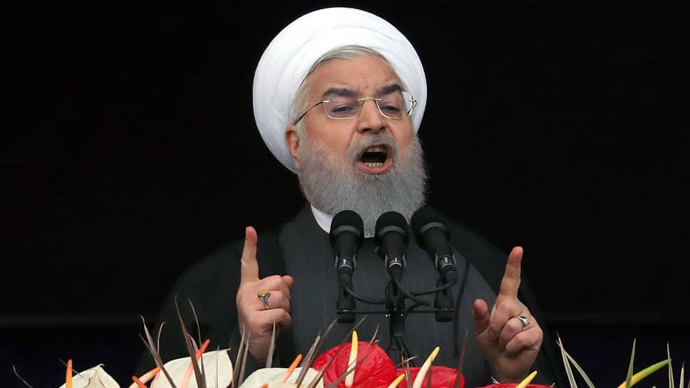 Разговор на языке ульти-атомов / Тегеран угрожает нарушить «ядерную сделку» уже 7 июля