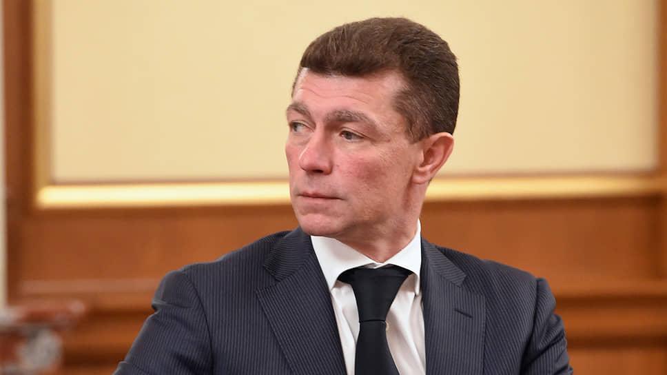 Глава Минтруда Максим Топилин не видит в нормативном регулировании трудовых отношений пищи для регуляторной гильотины