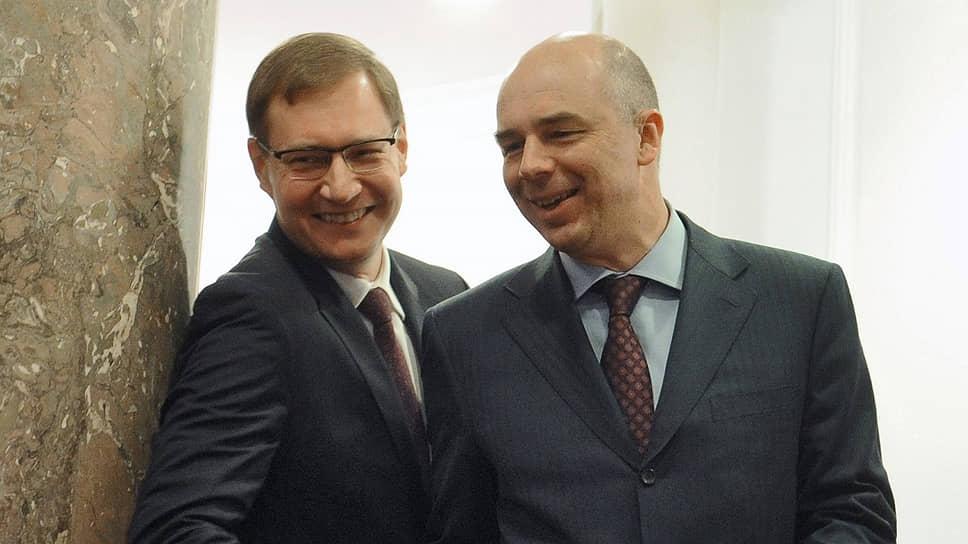 Глава Федерального казначейства Роман Артюхин и первый вице-премьер Антон Силуанов добились одобрения правительством более оперативной системы бюджетных расчетов