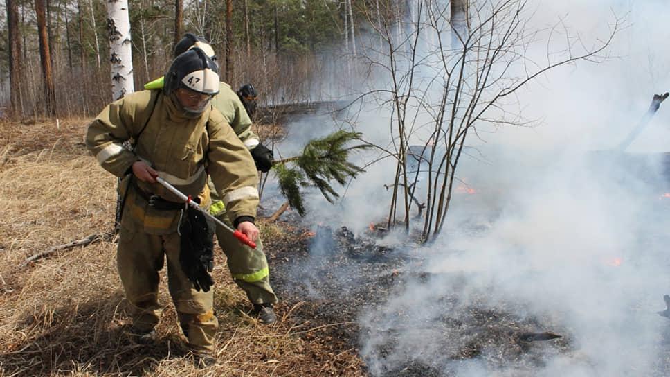Как наводнение сменили пожары в Иркутской области