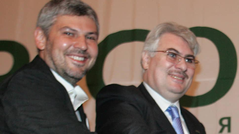Николай и Сергей Саркисовы