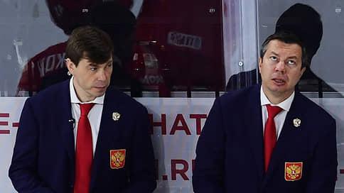 Второй станет первым  / Илья Воробьев и Алексей Кудашов поменяются местами в сборной