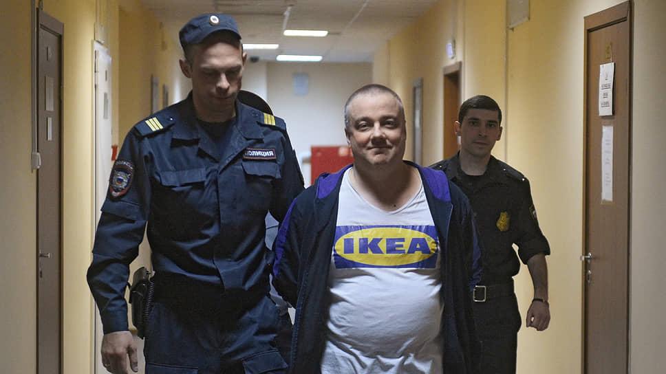 Константин Пономарев вины не признал, но к внушительному сроку был готов