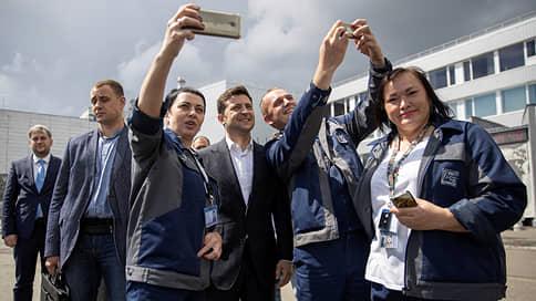 Владимир Зеленский превращает Чернобыль в туристический магнит // Туроператоры добиваются снятия негласного запрета на его посещение для россиян и белорусов