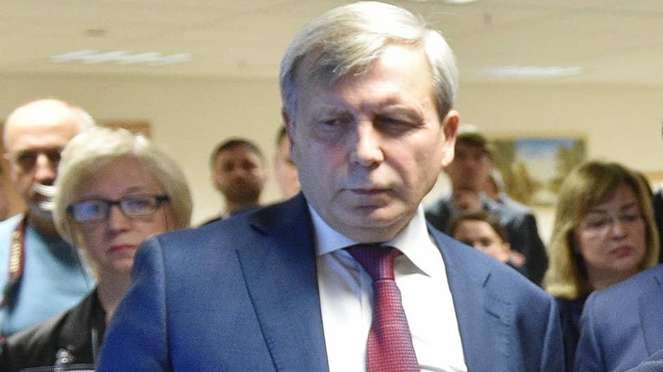 Замглавы ПФР Алексей Иванов подозревается в получении откатов