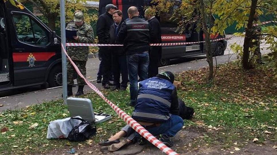 Не будучи профессиональным киллером, Абдулазиз Абдулазизов немало наследил на месте убийства следователя Евгении Шишкиной