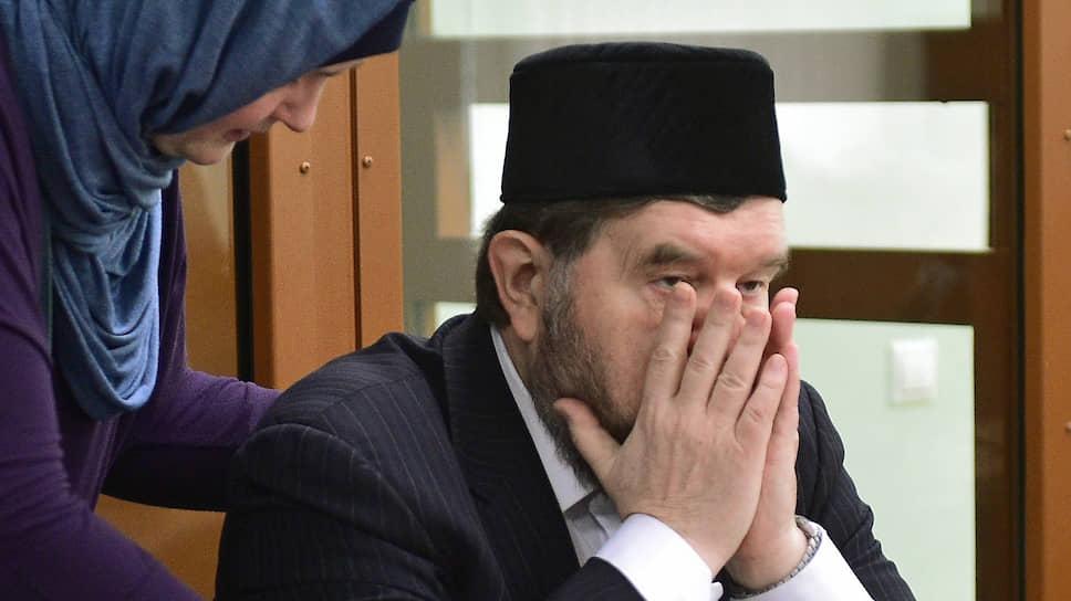 Бывший имам московской мечети «Ярдям» Махмуд Велитов
