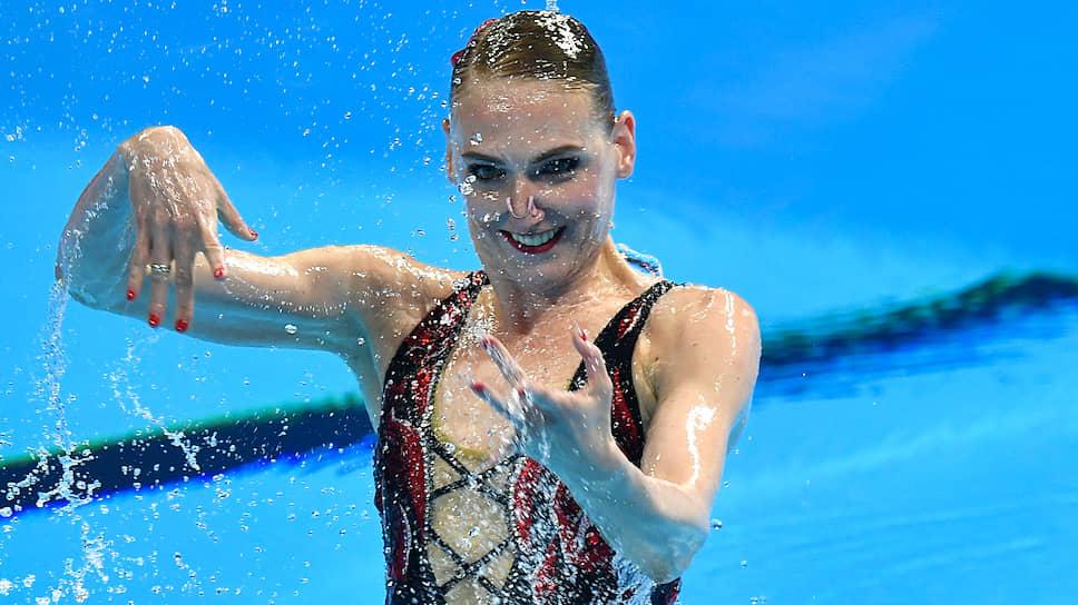 Светлана Ромашина вошла в элитный клуб спортсменов, завоевавших как минимум 20 золотых медалей на чемпионатах мира