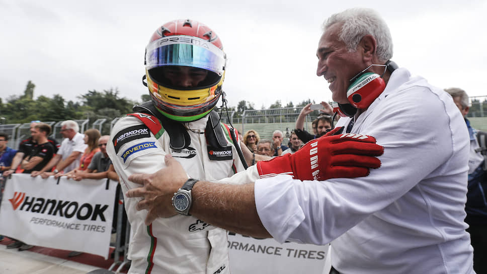 «Уралкалий» полагает, что Лоуренс Стролл (справа) добился места в «Формуле-1» для своего сына Лэнса Стролла благодаря сомнительным действиям конкурсных управляющих