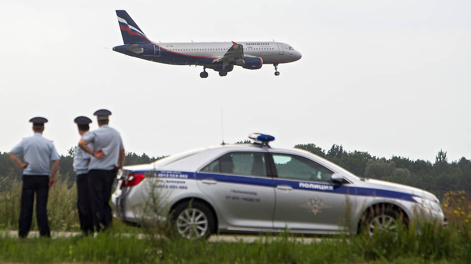 Российские спецслужбы намерены внимательно следить за рейсами, вылетающими за рубеж, и их пассажирами