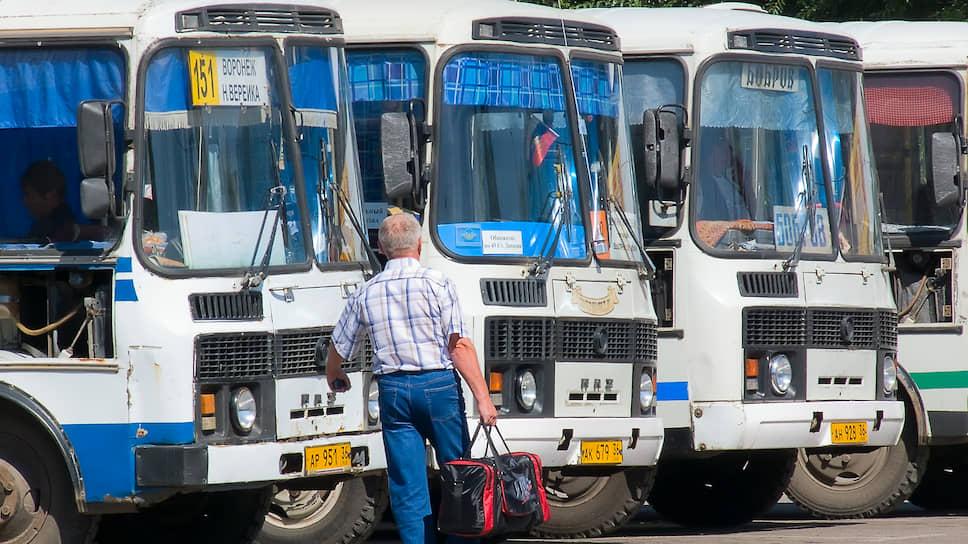 Автобус проследует без оцифровки