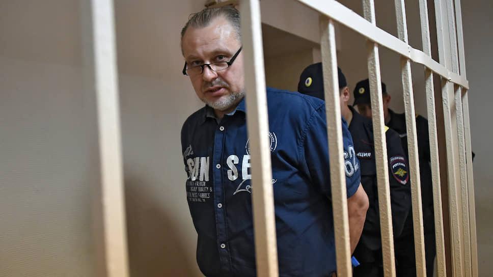 Бывший заместитель главы Федеральной службы исполнения наказаний Олег Коршунов