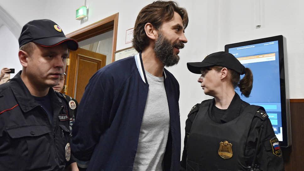 Критика аргументов следствия не помогла Михаилу Абызову выйти на свободу