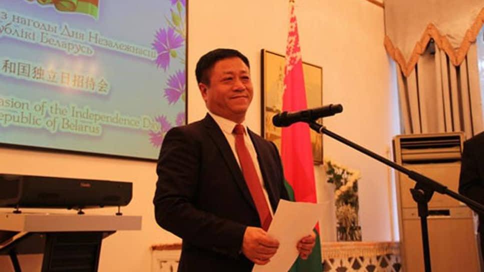 Заместитель министра иностранных дел Китая Чжан Ханьхуэй
