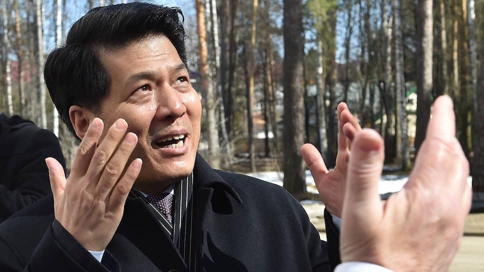 Посол КНР в России Ли Хуэй