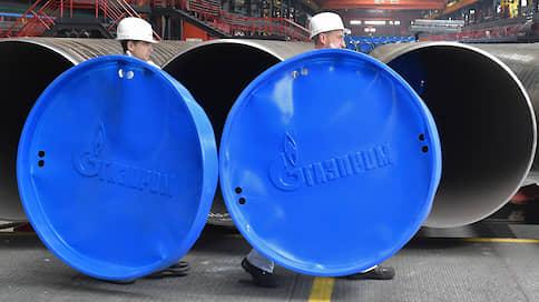 «Северный поток-2» переписывает законы  / «Газпром» хочет через суд отменить директиву ЕС