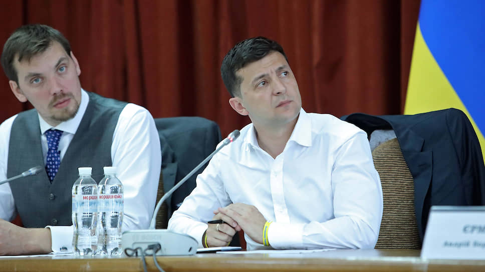 Как на Украине подбирают новое правительство