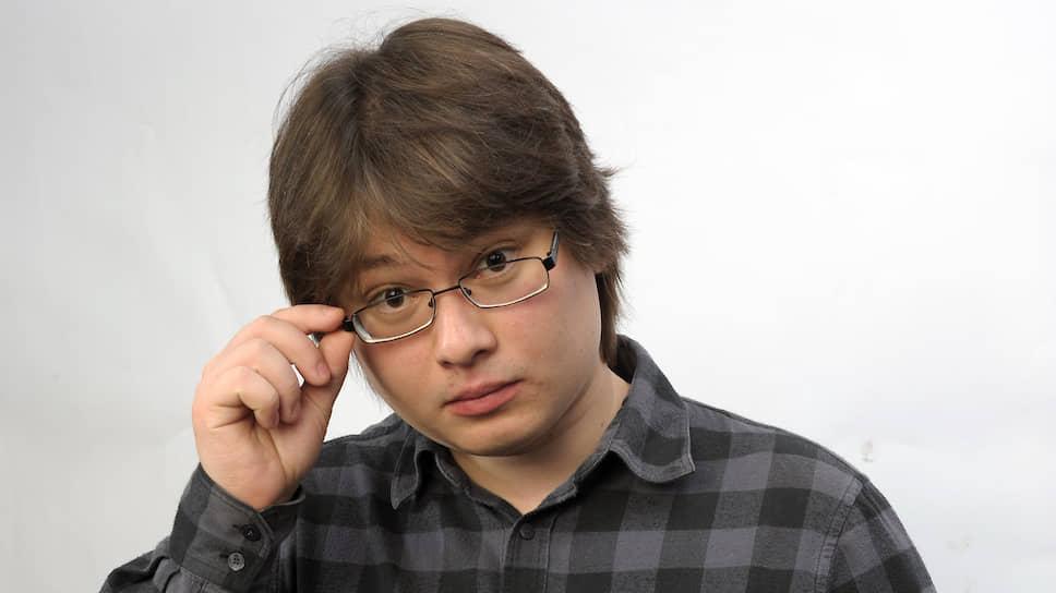 Заведующий отделом бизнеса Юрий Барсуков