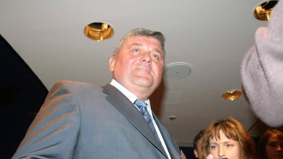 Бывший глава администрации Клинского района Московской области Александр Постригань