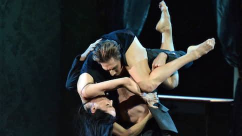 Па-парад  / Балет Музтеатра Станиславского закрыл сезон гала-концертом