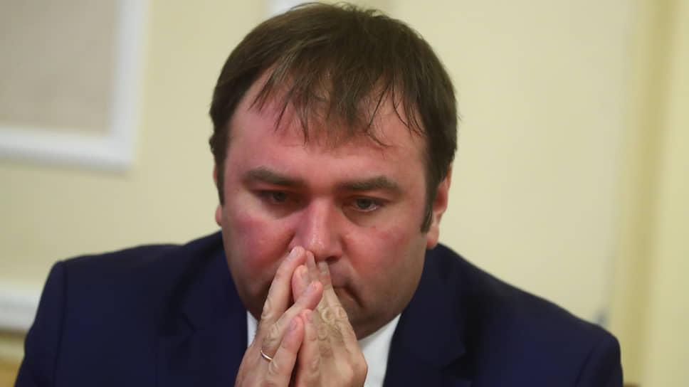 Бывший гендиректор компании «Эталон-Инвест» Даниил Селедчик
